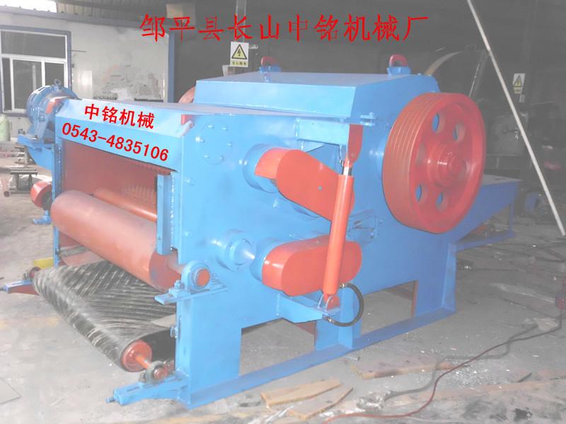 XZM1250-350木材削片机视频