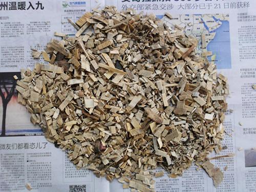 216-6板皮树皮样品